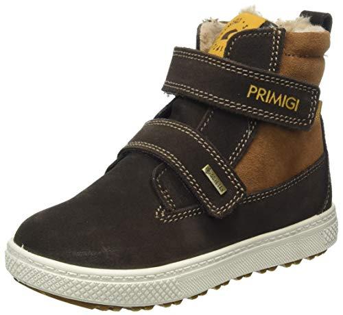 Primigi Baby Jungen PBZGT 63602 First Walker Shoe, CAFFE/CUOIO, 27 EU