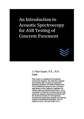 An Introduction to Acoustic Spectroscopy for ASR Testing of Concrete Pavement