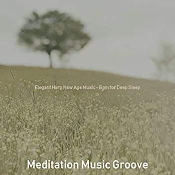 Elegant Harp New Age Music - Bgm for Deep Sleep