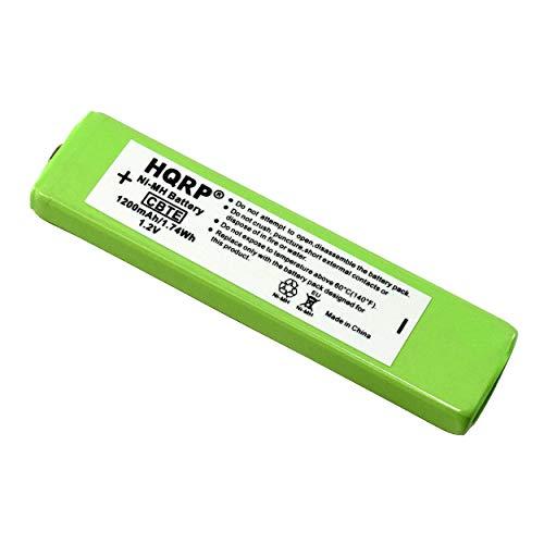 HQRP Portable CD, MD, MP3 Batterie pour Sony NH-14WM, NC-5WM 6WM, D-EJ925 -EJ955 -EJ985, D-NE1 10 20 20LS, Player Lecteur