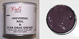 Cal's Universal Reel and Drag Grease (Purple) 1 oz.