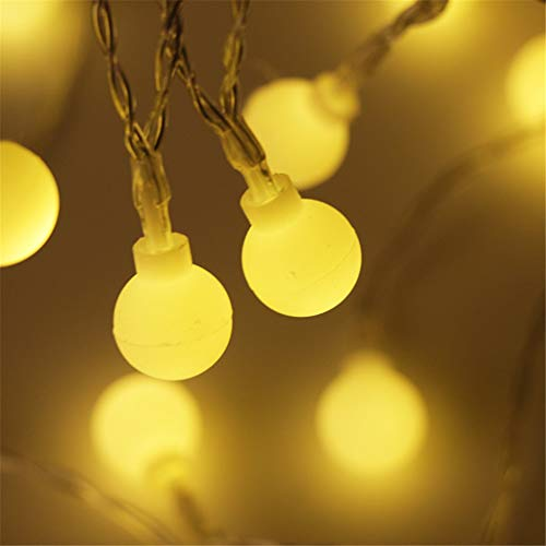 LED Lantern Flashing String Starry Trinket Fairytale Warm White Bedroom Life Wedding Party Family Garden