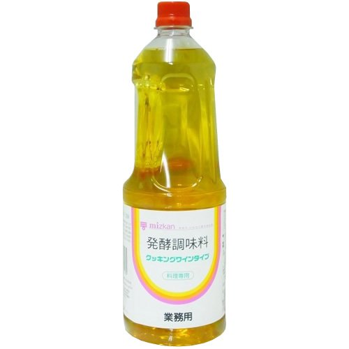 ミツカン 発酵調味料 クッキングワインタイプ 1.8L [1435]
