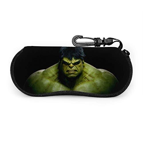 Astuccio Per Occhiali,Hulk Viaggio Occhiali Da Custodia,Astuccio Per Occhiali Da Sole,Portatile Protettiva Custodia,Moda Custodia Per Occhiali