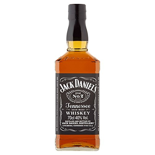 70cl Old No. 7 Tennessee Whiskey Jack...
