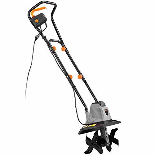 VonHaus Electric 1050W Tiller – Garden Soil Cultivator/Rotavator - 32cm Cutting Width