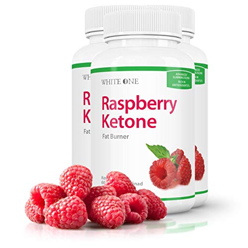 White One Raspberry Ketone - 3 Months