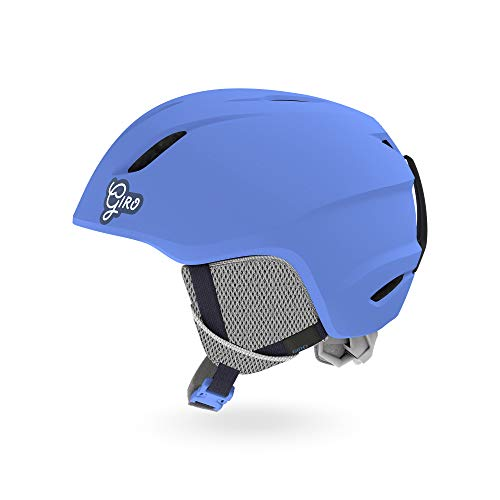 Giro Snow Unisex - Babys Launch skihelm, mat shock blue, S