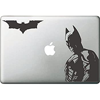 Vati fogli smontabili Creativo di Spider-Man e Spider Decal Sticker Art nero per Apple Macbook Pro Air Mac 13 15 pollici Unibody 13 15 Laptop Inch