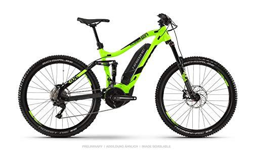 27.5 Zoll HaiBike Sduro FullSeven LT 4.0 E-Bike Elektro Fahrrad Pedelec 500Wh Shimano Deore 20 Gang Gr.L