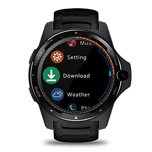 Kafuty Zeblaze Thor 5 Sistema Dual Dual-Chip Smartwatch Pulsera Bluetooth Standby Largo 8 Millones de Píxeles 2 + 16G Tiempo de Servicio Duradero y Largo