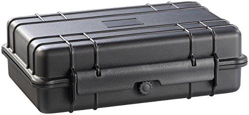 """Xcase Box wasserdicht: Staub- und wasserdichter Koffer für Tablets bis 8\"""", IP67 (Mini Koffer)"""