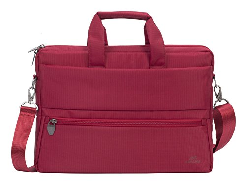 RivaCase red Laptop bag 15,6', 8630