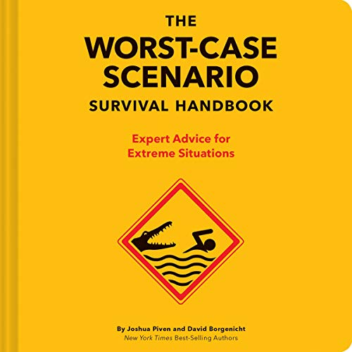 The Worst-Case Scenario Survival Handbook cover art