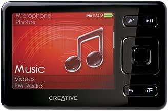 Creative Zen 4 GB Portable Media Player (Black)