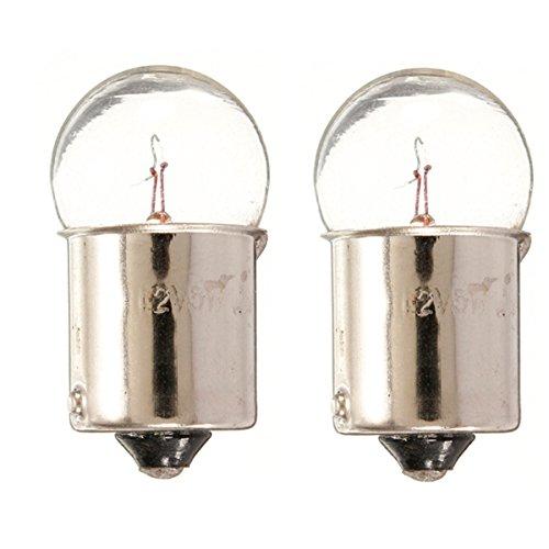 MASUNN 1 Paire 12V 5W 207 Frein d'arrêt de Queue d'indicateur de Marche arrière d'ampoule