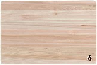 Hinoki Japanese Cypress Wood Cutting Board - Large, Ultra Thin
