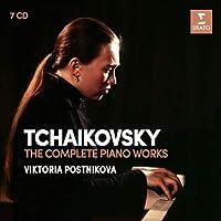 ピアノ作品全集 ヴィクトリア・ポストニコワ(7CD)