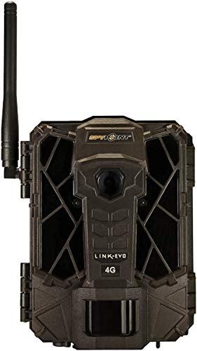 SPYPOINT Link-EVO 4G Cellular Infrared Trail Camera (Non VERIZON),...