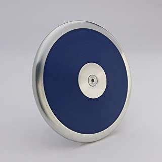 JNMM Consulting Newbie 1.6 Kilo High School Beginner Track & Field Discus Decades on. Know What it Feels Like to Compete with high end Equipment. Comes with 3 Year Warranty.