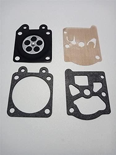 SFUO Carburador 50pcs 100 PCS Kit de reparación de carburador Kit de reparación de Motos Said Fit para Walbro 3800 4500 5200 (Color : 20 Set)
