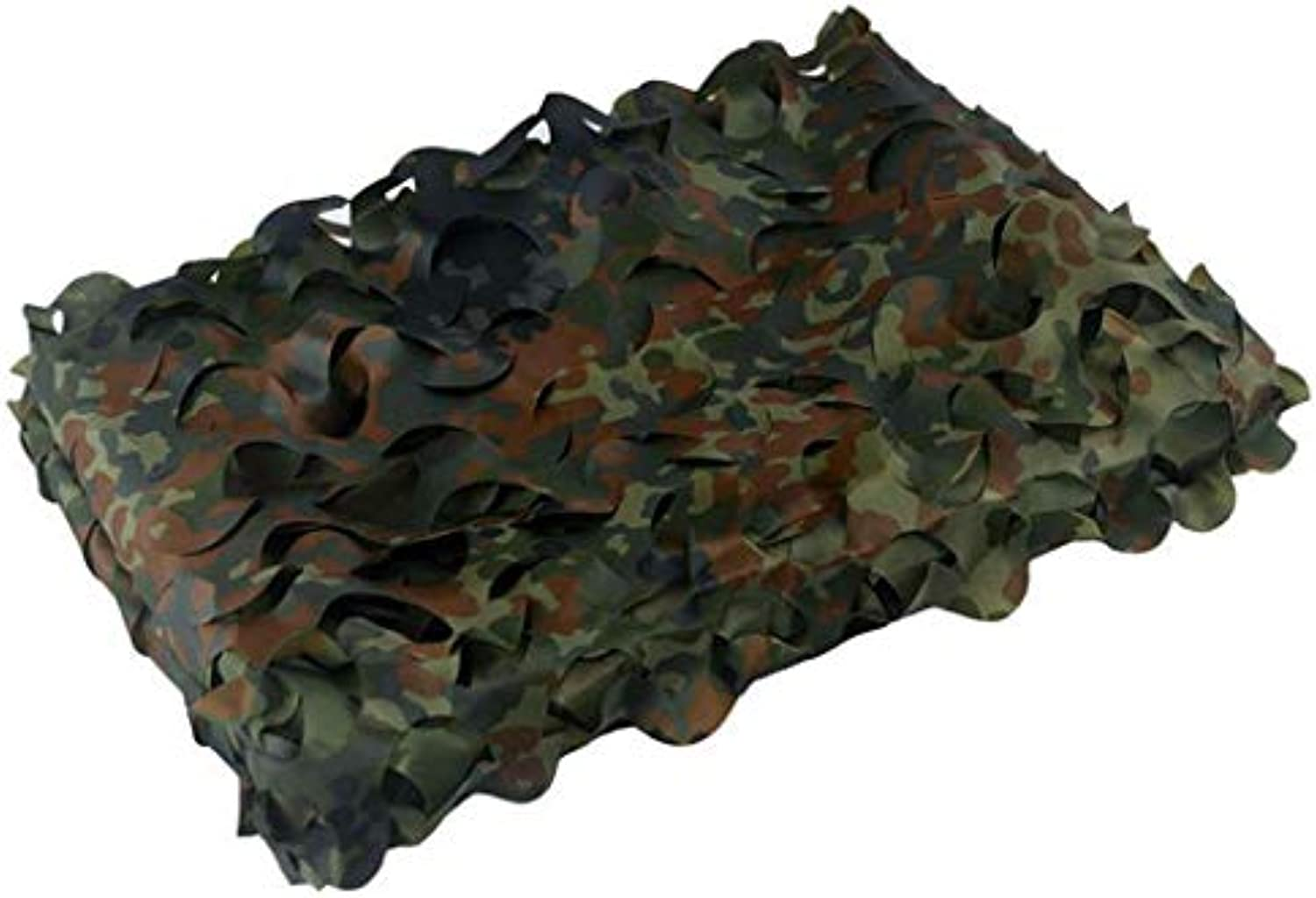 Forest Camouflage Net Camo Cover for Hunting Camping Hide Shooting Camping Sunshade Cover Decoration Air Defense Camouflage Net,1.5x4m