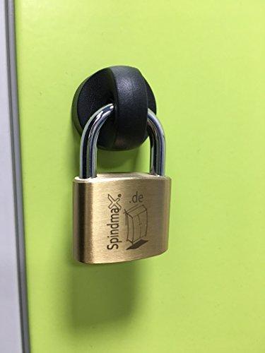Vorhängeschloss Yale Padlock 40mm mit Spindmax Logo