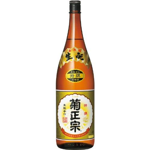 菊正宗酒造『菊正宗 特撰1.8L』