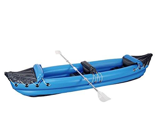 Kayak hinchable biplaza