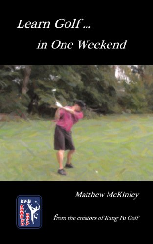 Learn Golf In One Weekend