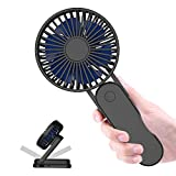 Best Travel Fans - Portable Handheld Fan Battery Operated - Itshiny Personal Review