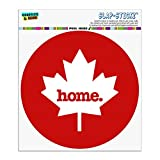 Graphics and More Canada Maple Leaf Home Country...