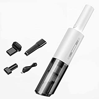 SkyLife Handheld Vacuums,Hand Vacuum Cordless with High Power, Portable Vacuum Cleaner Powered by Li-ion Battery Rechargea...