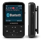 Oakcastle MP200 8GB MP3 Player with Bluetooth & Headphone Connectivity | FM Radio & Micro SD Slot