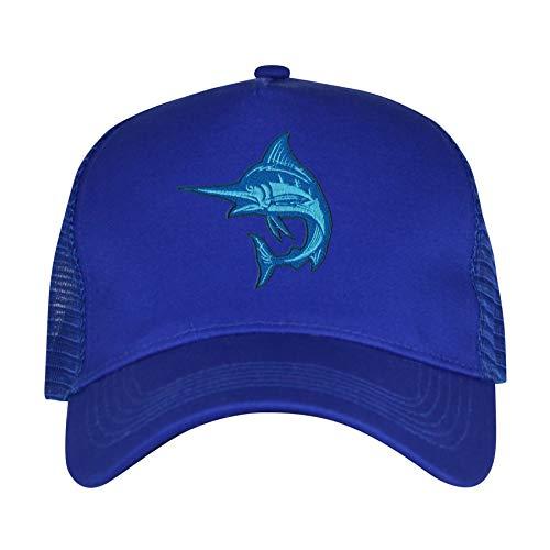 Bang Tidy Clothing Marlin Fishing Hat Snapback Baseball Cap Fish Hats Gifts for Men Women