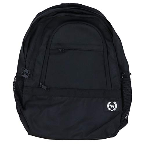 Victorias Secret PINK Collegiate Backpack, Pure Black