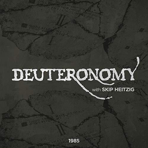 05 Deuteronomy - 1985 audiobook cover art