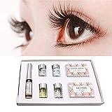 juman634 Kit de Maquillaje de pestañas Pestañas de Larga duración Levantamiento de cilios Levante...