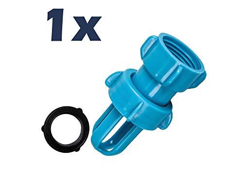 Blue Magic Füll - Entleerstutzen für alle Wasserbetten