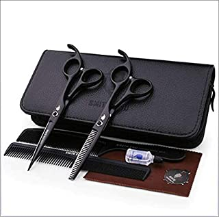 Hair Scissors Barber Scissors thinning Scissors, Barber Scissors Barber Scissors Scissors Set,5.5 Inch Set