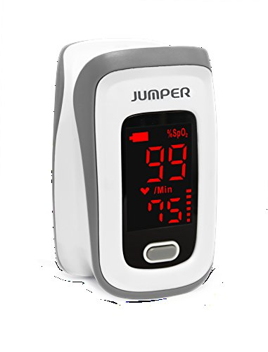 Jumper Medical JPD-500E LED - Pulse Oximeter Digital ✅