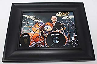 lars ulrich signed