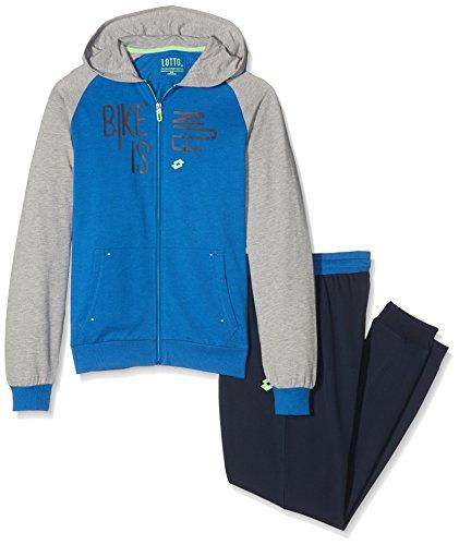 Lotto Marcus IV Suit Cuff FT B Chándal, Niños, Azul (BLU P
