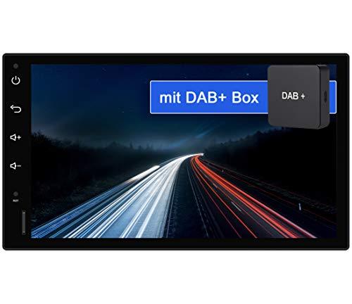 Tristan Auron BT2D7018A Android 10.0 Autoradio mit Navi + DAB+ Box I 7