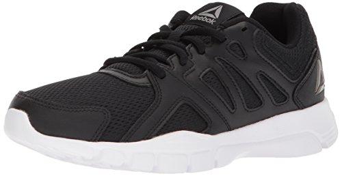 Reebok Trainfusion Nine 3.0 - Zapatillas de Fitness para Hombre, Color Negro, Blanco y Gris, Color Negro, Talla 46 EU