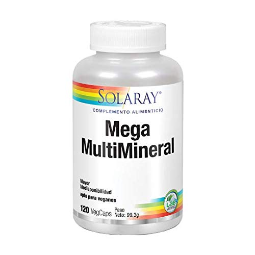 MEGA MULTI MINERAL 120CAP