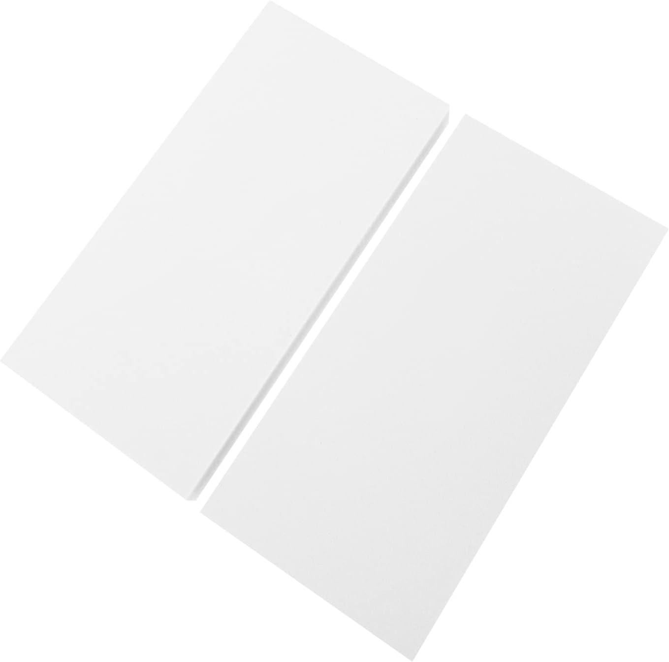 Scicalife 2pcs EVA Foam New sales Sheets Polystyrene Milwaukee Mall Craft Squa Block