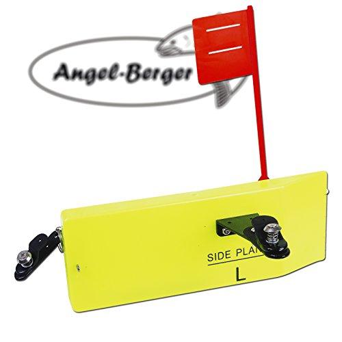 Angel-Berger Side Planer Planerboard Rechts und Links (Links)