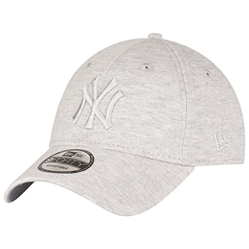 New Era 9Forty Cap - Jersey New York Yankees grau