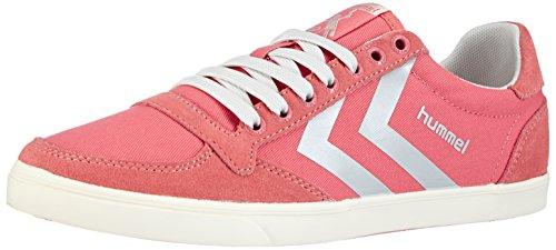 hummel Damen SL Stadil Pastels LO Sneaker, Pink (Durbarry 4068), 36 EU